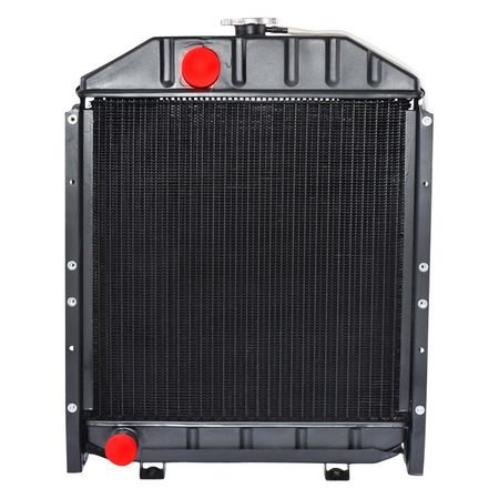 Radiator apa U-445 450x460x53 Import